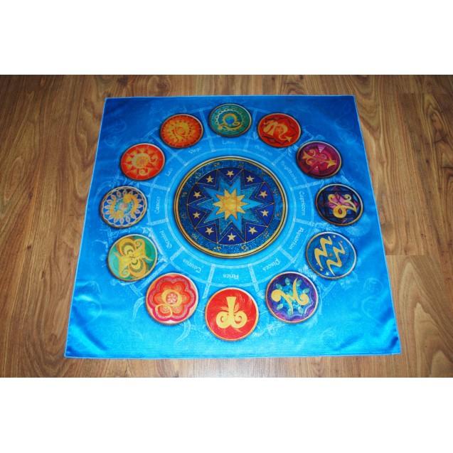 12 Csillagjegy terítő