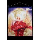 Jeremiel Arkangyal - Számvetés 40x50 cm-es szatén akasztós kép