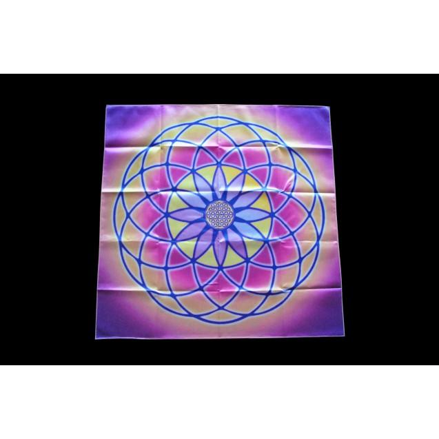 Életvirág Mandala terítő