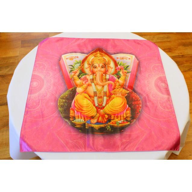 Ganesha - Rózsa terítő