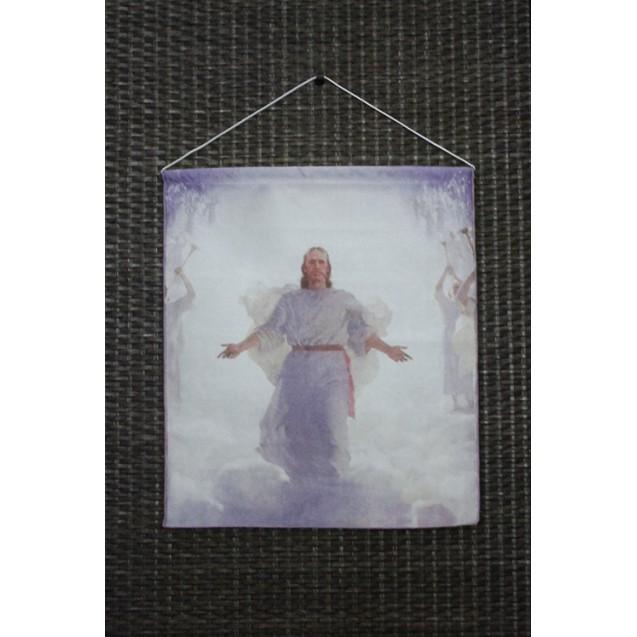 Jézus - Kórus kicsi akasztós kép